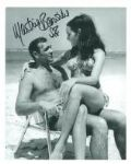 Martine Beswick (Hammer Horror, Bond Girl, One Million years) - Genuine Signed Autograph 7337